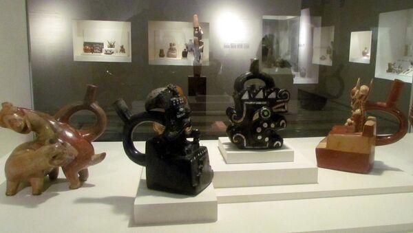 Bienes culturales de Perú (Archivo) - Sputnik Mundo