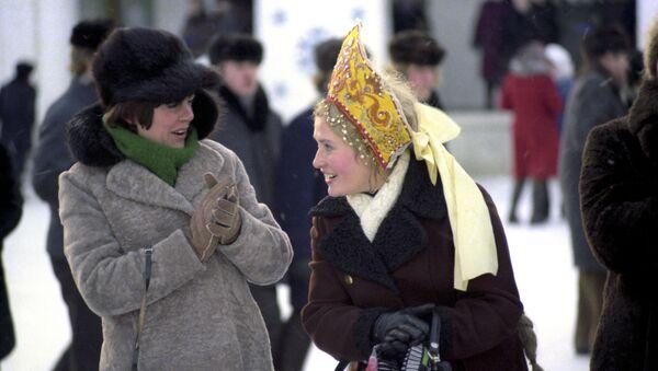Cómo la URSS celebraba su fiesta favorita, la Nochevieja - Sputnik Mundo