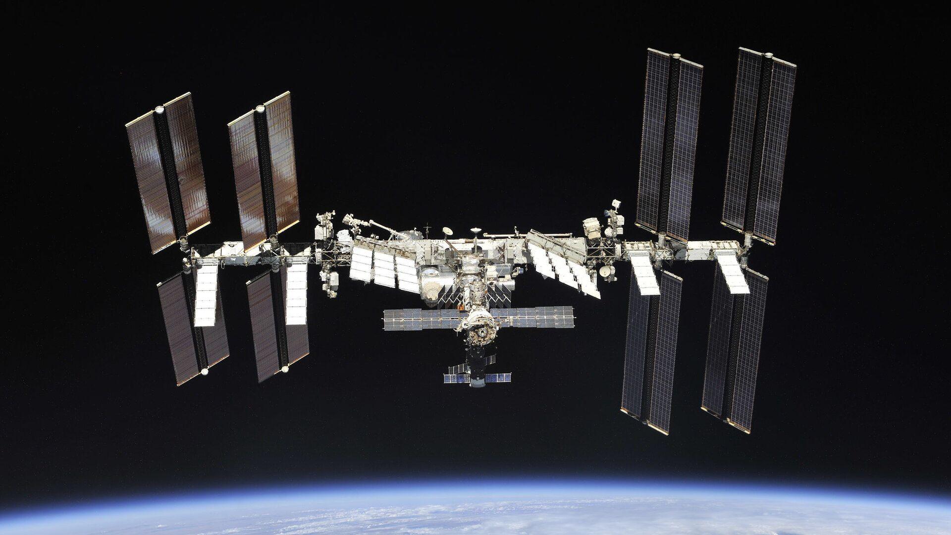Estación Espacial Internacional (EEI) - Sputnik Mundo, 1920, 31.07.2021