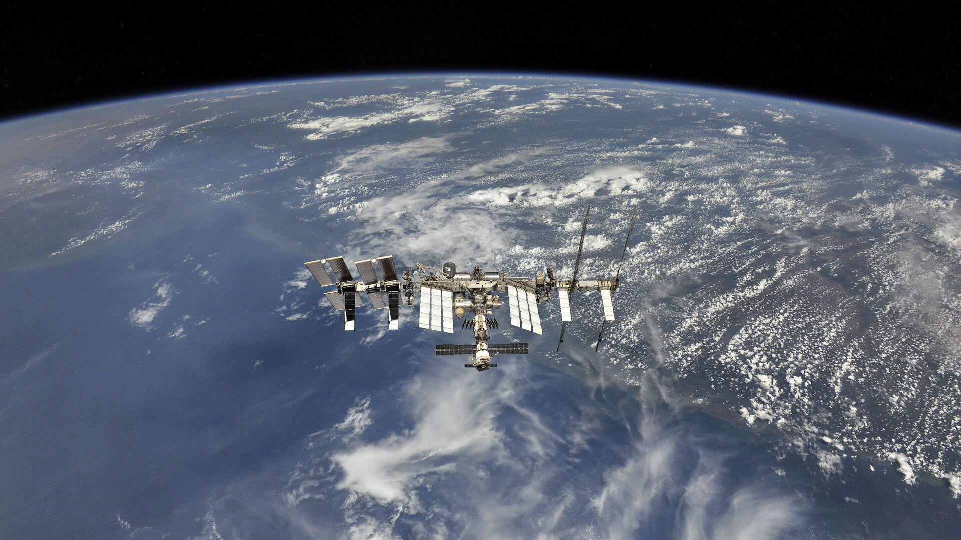 Estación Espacial Internacional (EEI) - Sputnik Mundo, 1920, 30.09.2021