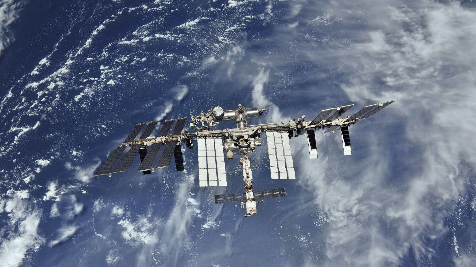 Estación Espacial Internacional (EEI) - Sputnik Mundo, 1920, 29.07.2021