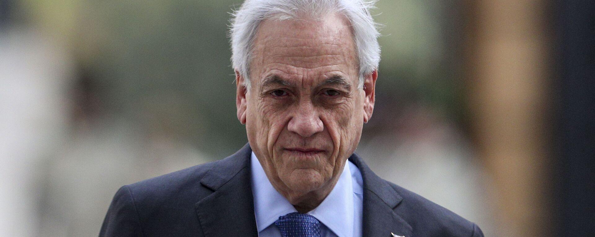 Sebastián Piñera, el presidente de Chile - Sputnik Mundo, 1920, 06.10.2021