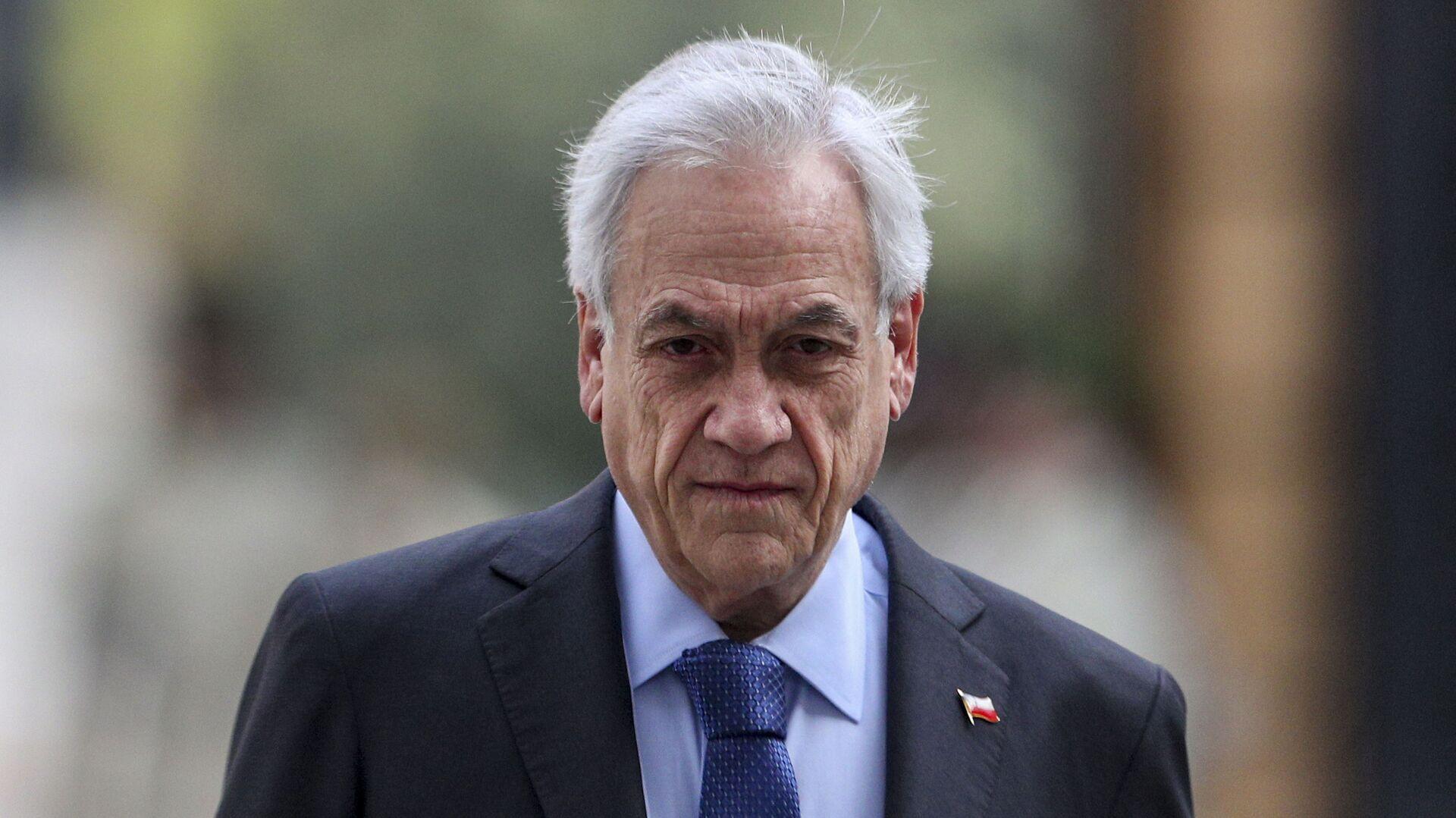 Sebastián Piñera, el presidente de Chile - Sputnik Mundo, 1920, 05.10.2021
