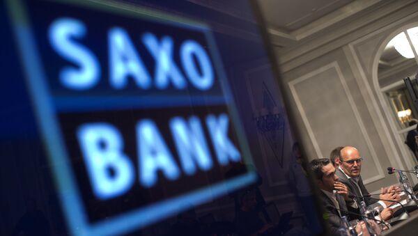 Saxo Bank - Sputnik Mundo