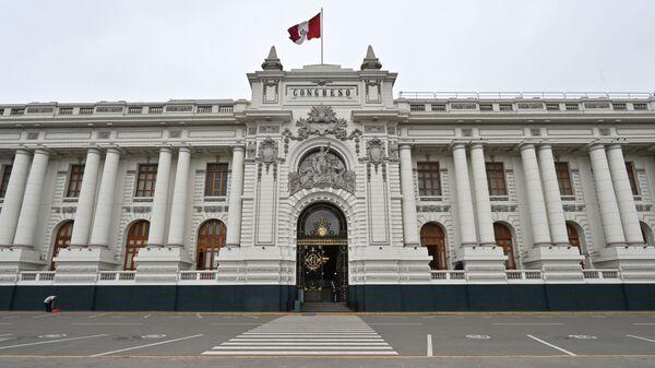Congreso de la República del Perú - Sputnik Mundo