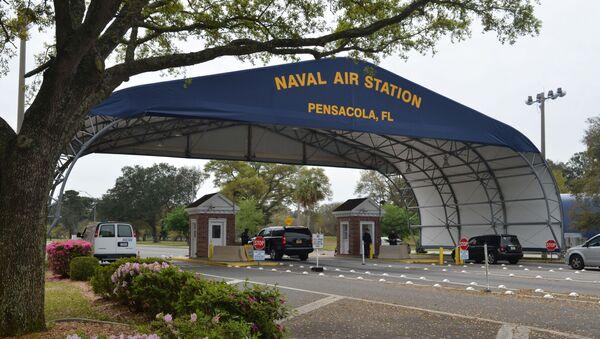 La base de la Marina de EEUU en Florida - Sputnik Mundo