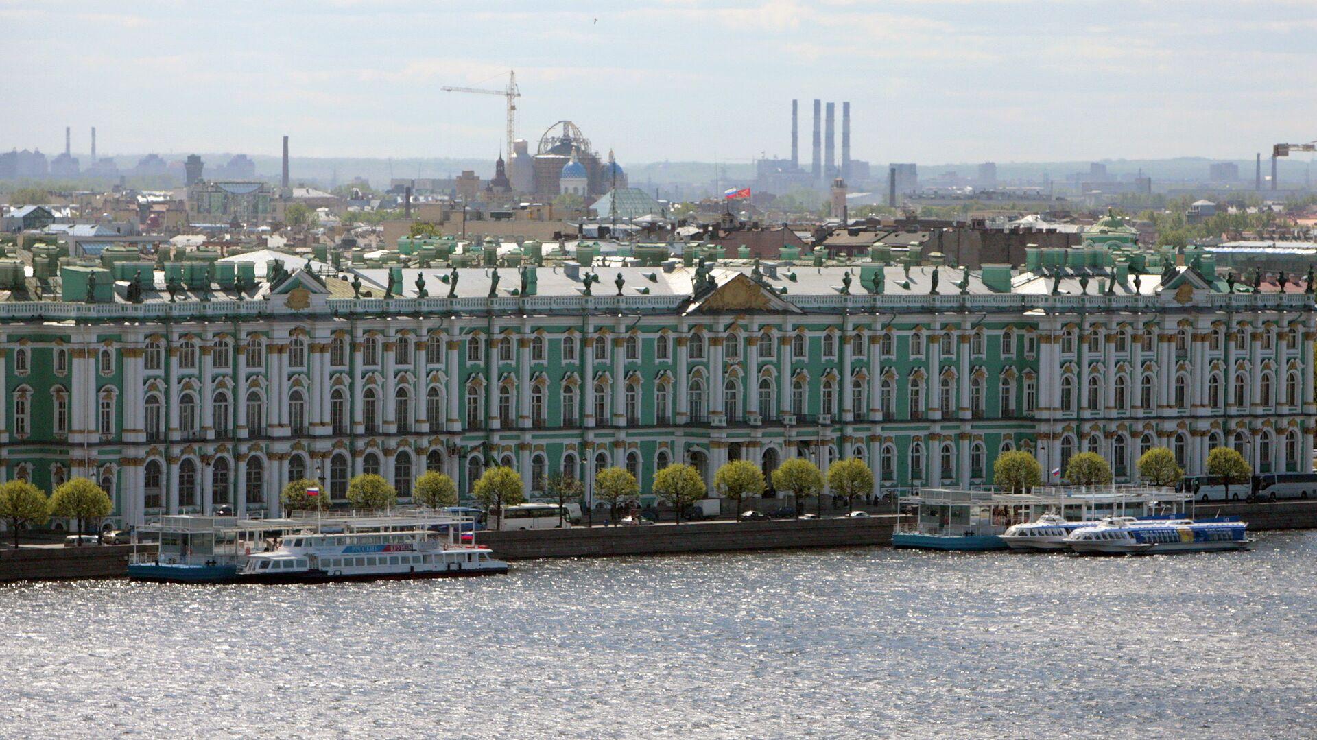 Museo Hermitage en San Petersburgo - Sputnik Mundo, 1920, 13.10.2021