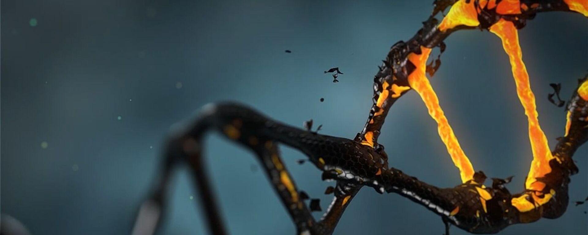 El ADN, imagen referencial - Sputnik Mundo, 1920, 07.12.2019