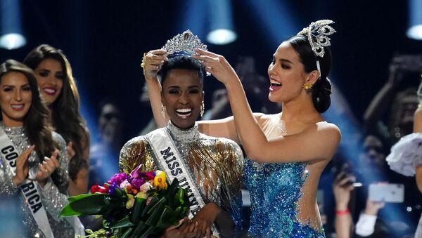 Zozibini Tunzi, Miss Universo 2019 - Sputnik Mundo