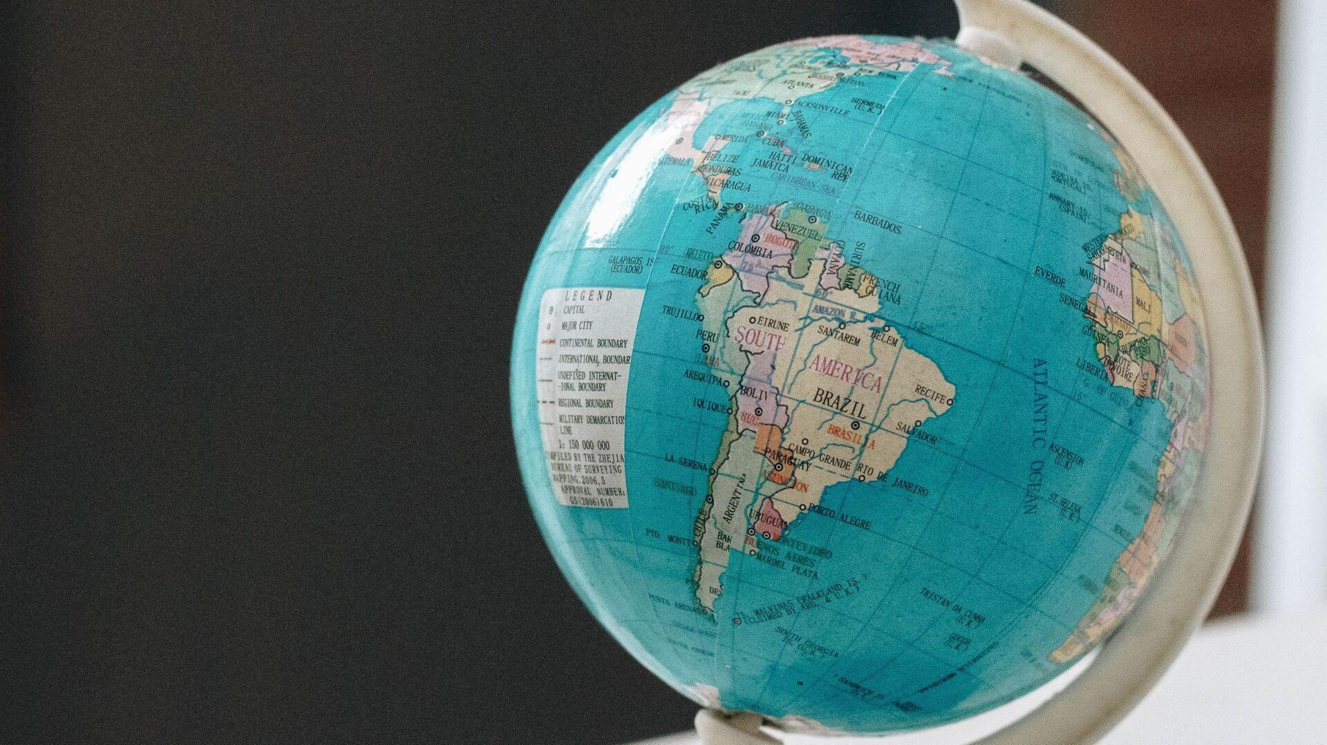 Mapa de América Latina - Sputnik Mundo, 1920, 17.09.2021