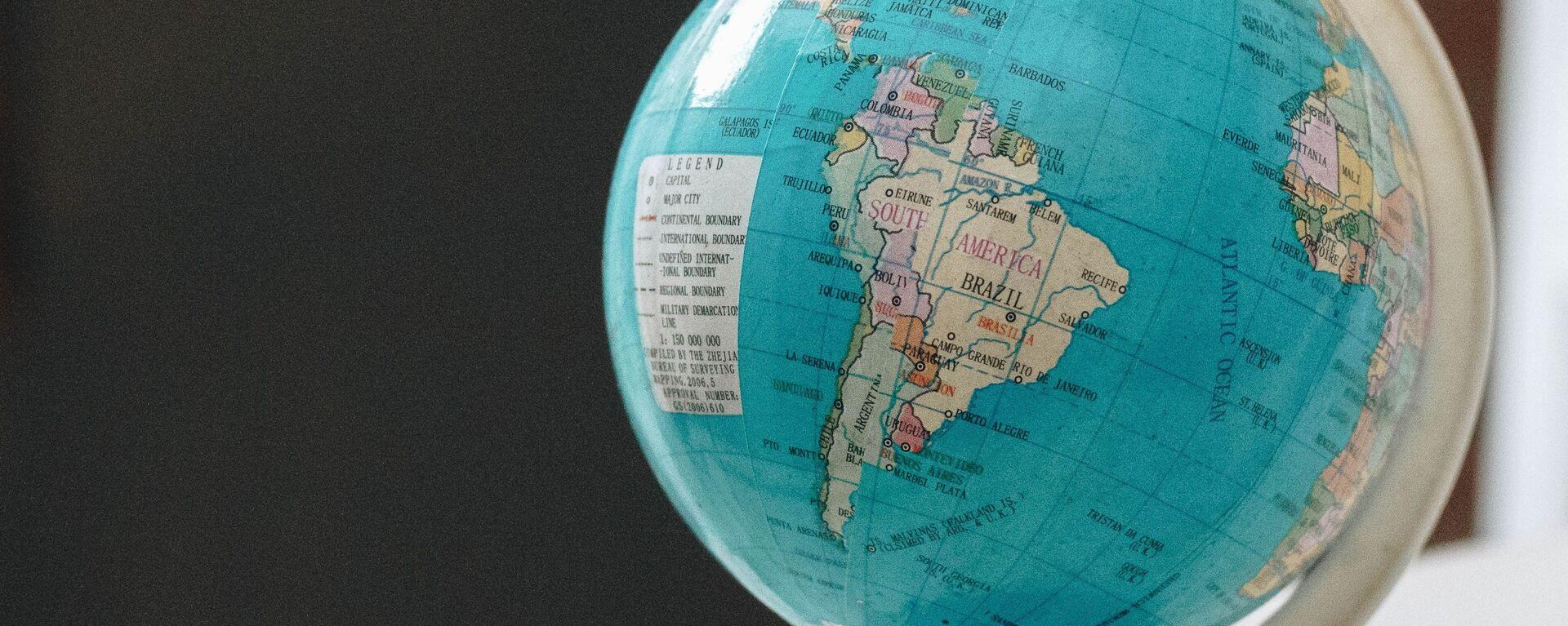 Mapa de América Latina - Sputnik Mundo, 1920, 30.09.2021