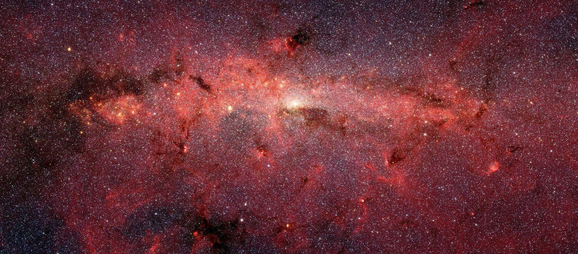 La Vía Láctea, nuestra galaxia - Sputnik Mundo, 1920, 06.02.2021