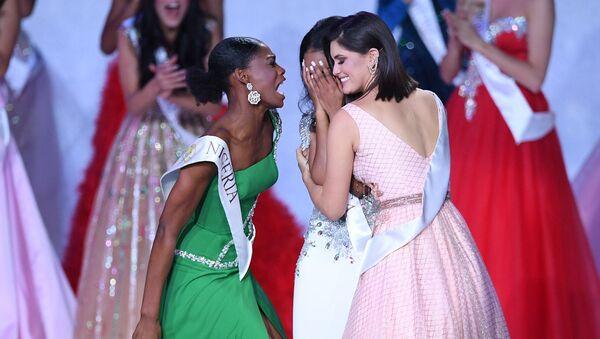 Las finalistas de Miss Mundo 2019 - Sputnik Mundo