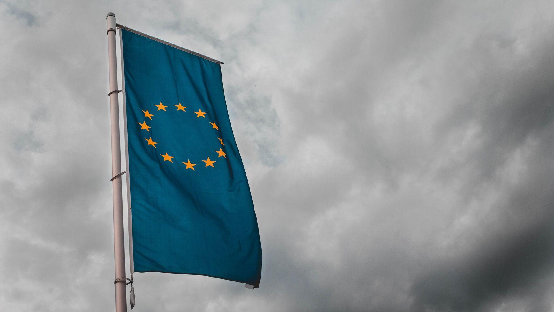 Bandera de la Unión Europea - Sputnik Mundo, 1920, 30.09.2021