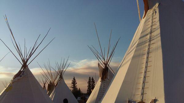 Pueblos indígenas originarios en Canadá - Sputnik Mundo