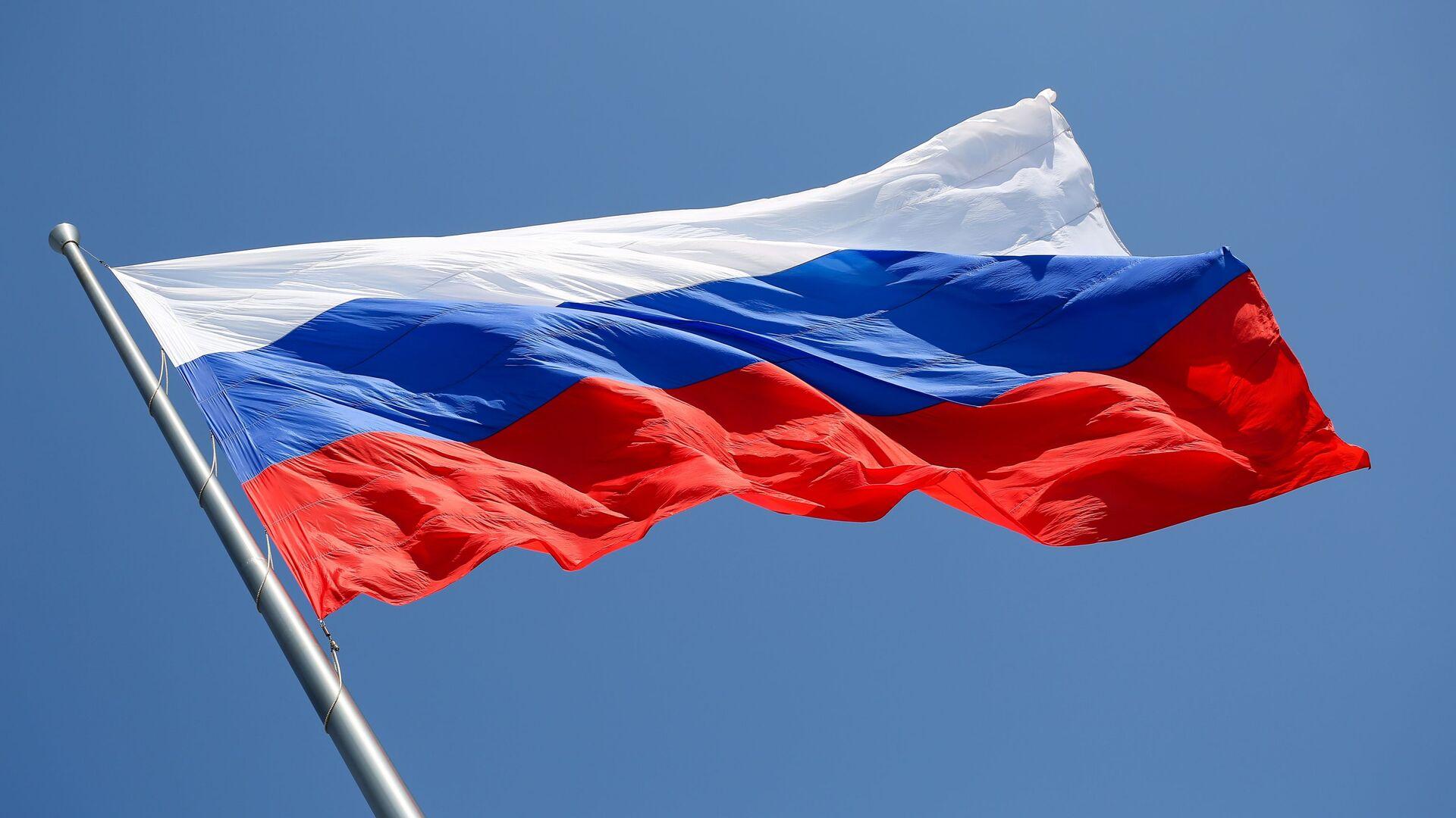 La bandera de la Federación de Rusia  - Sputnik Mundo, 1920, 10.08.2021