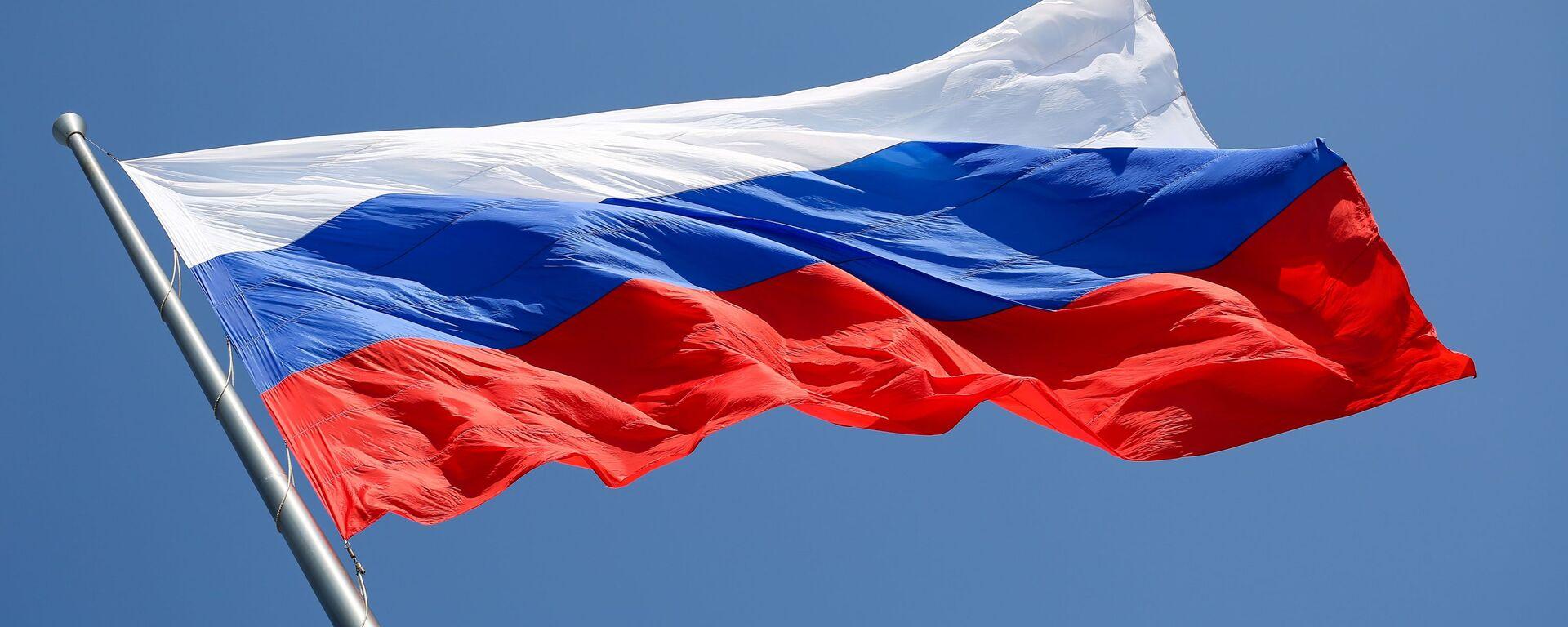 La bandera de la Federación de Rusia  - Sputnik Mundo, 1920, 19.03.2021