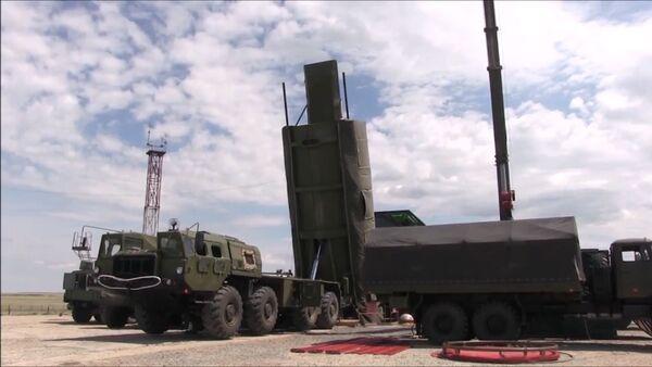 El sistema de misiles Avangard - Sputnik Mundo
