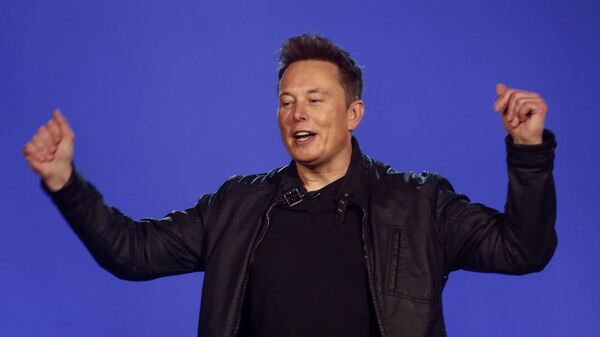 Elon Musk, inventor y emprendedor estadounidense - Sputnik Mundo