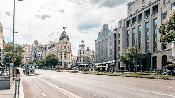 Ciudad de Madrid - Sputnik Mundo