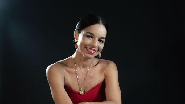 Viengsay Valdés, directora del Ballet Nacional de Cuba - Sputnik Mundo