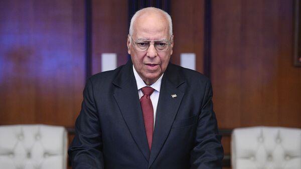 Ricardo Cabrisas, vice primer ministro de Cuba - Sputnik Mundo