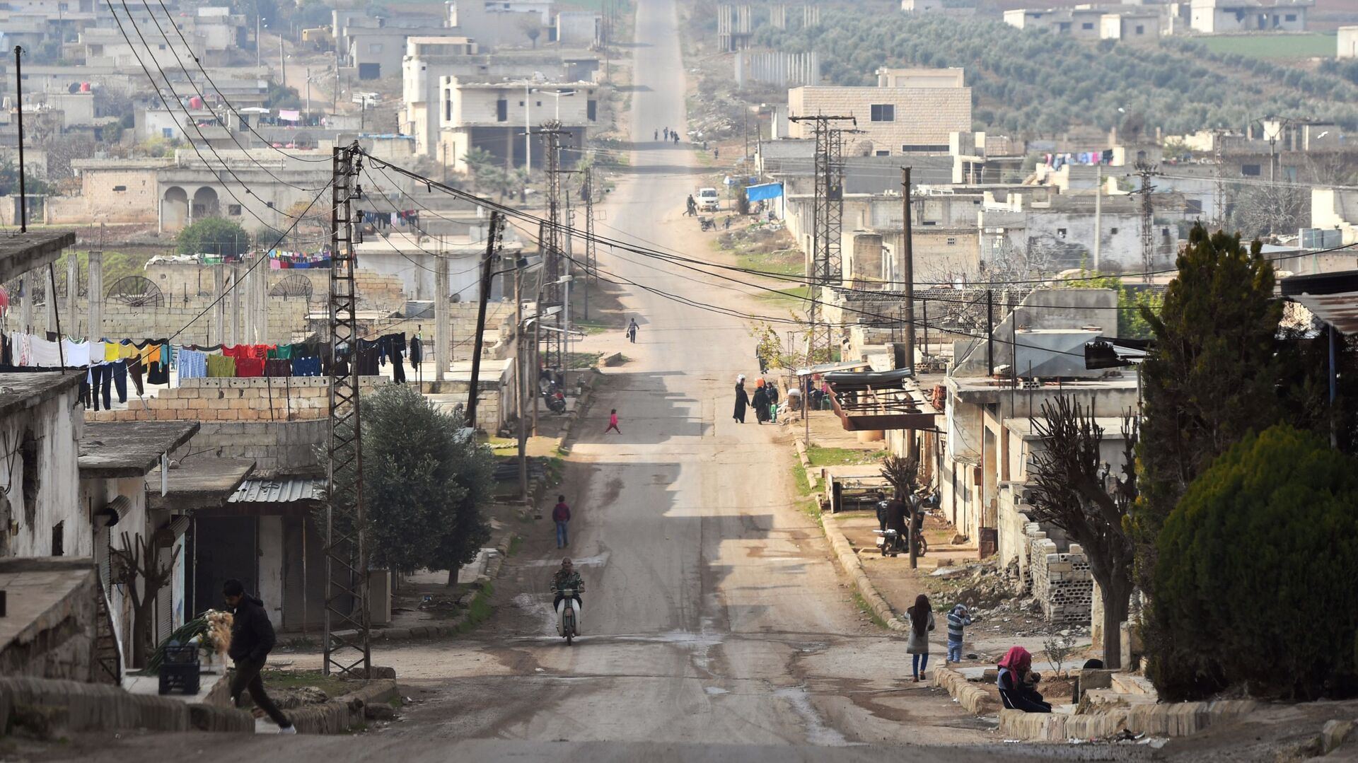 La situación en Idlib, Siria (archivo) - Sputnik Mundo, 1920, 18.02.2021