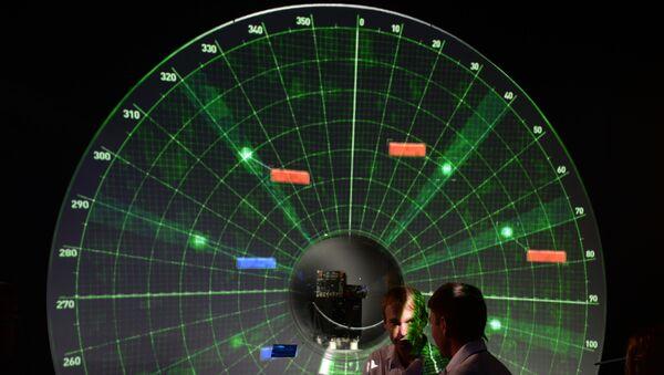 Un radar (archivo) - Sputnik Mundo