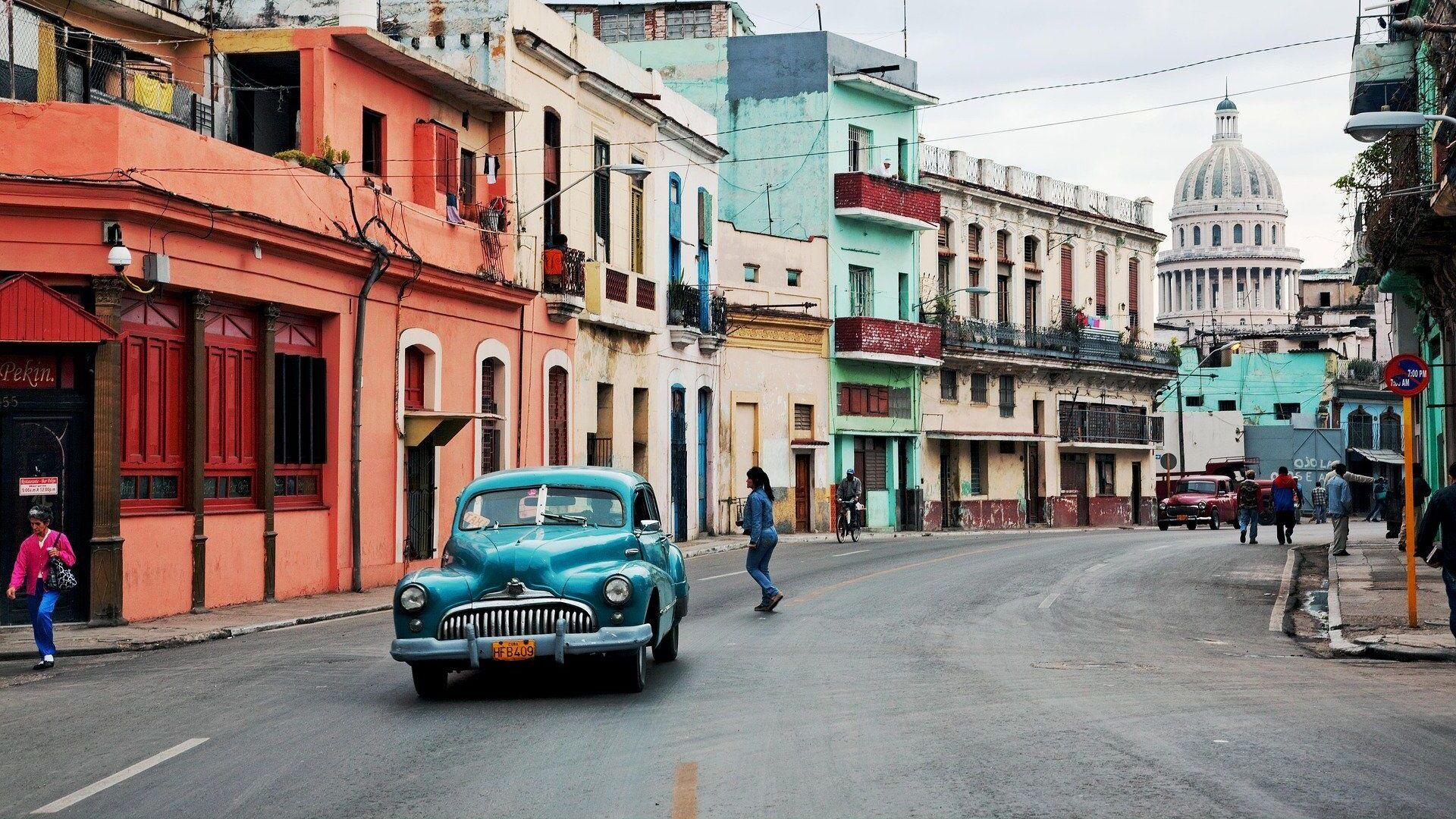 La Habana, la capital de Cuba (referencial) - Sputnik Mundo, 1920, 10.10.2021