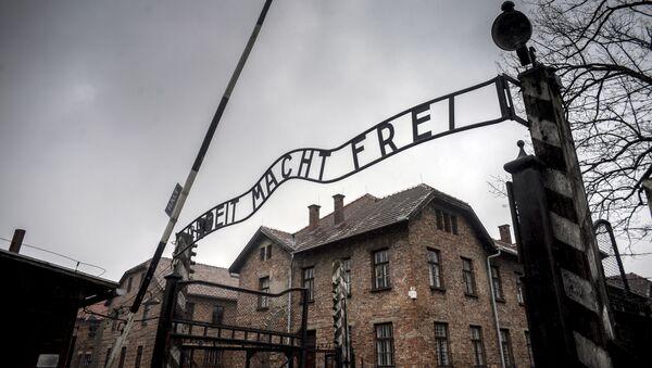 El campo de concentración de Auschwitz - Sputnik Mundo