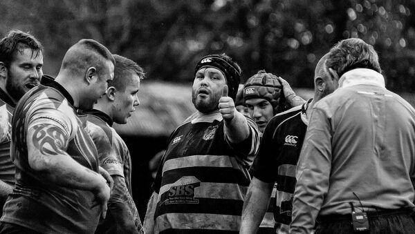 Equipo de rugby - imagen referencial - Sputnik Mundo