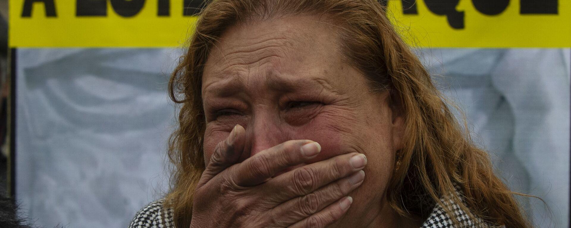 Patricia Martínez denuncia la detención de su hijo en Hidalgo, México - Sputnik Mundo, 1920, 29.01.2020