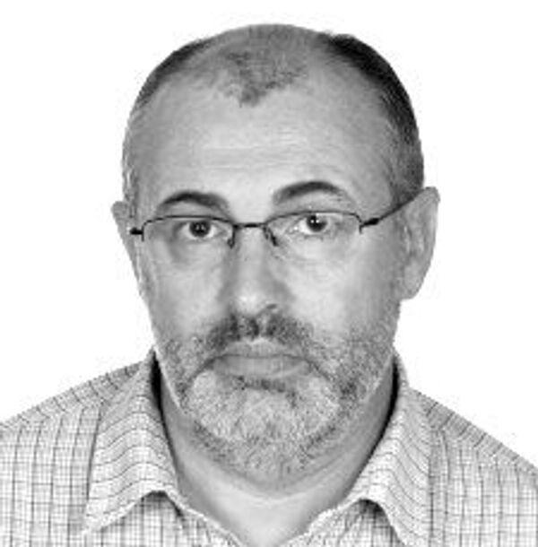 Francisco Casadó - Sputnik Mundo