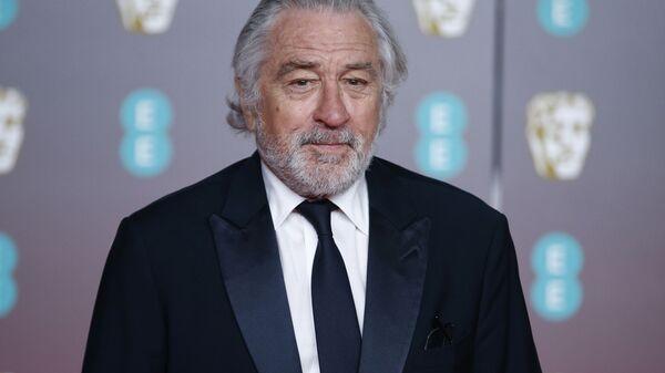 El actor Robert De Niro en la alfombra roja de los premios BAFTA - Sputnik Mundo