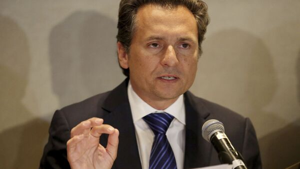 Emilio Lozoya, exdirector de Pemex - Sputnik Mundo