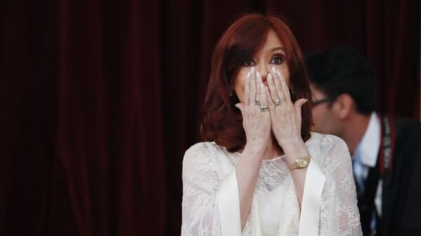 Cristina Fernández de Kirchner - Sputnik Mundo