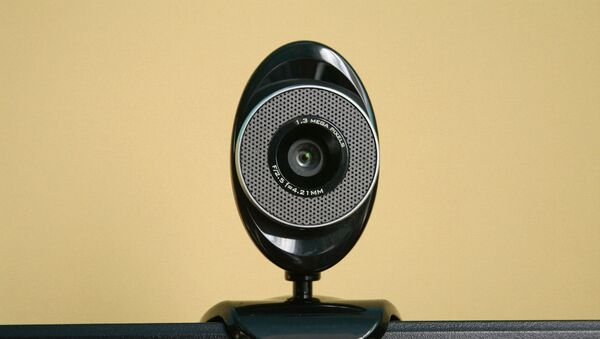 Una cámara web - Sputnik Mundo