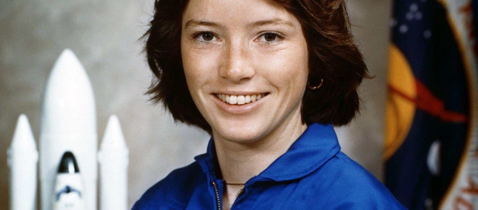 Anna Lee Fisher, astronauta estadounidense (1979) - Sputnik Mundo, 1920, 16.02.2020