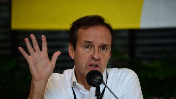 Jorge Quiroga, expresidente de Bolivia - Sputnik Mundo