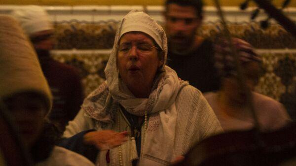 La orden sufí Nur Ashki Jerrahi en México - Sputnik Mundo