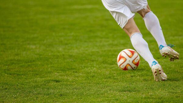 Un jugador de fútbol - Sputnik Mundo