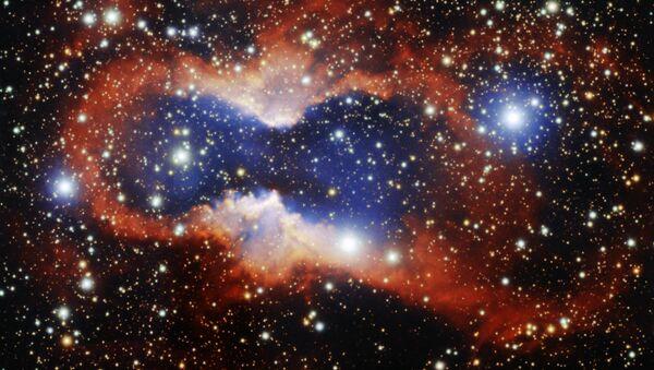 La nebulosa planetaria CVMP 1 - Sputnik Mundo