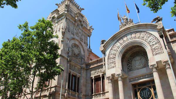 Tribunal Superior de Justicia de Cataluña - Sputnik Mundo
