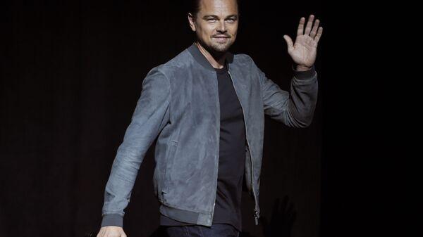 Leonardo DiCaprio, actor de Hollywood - Sputnik Mundo