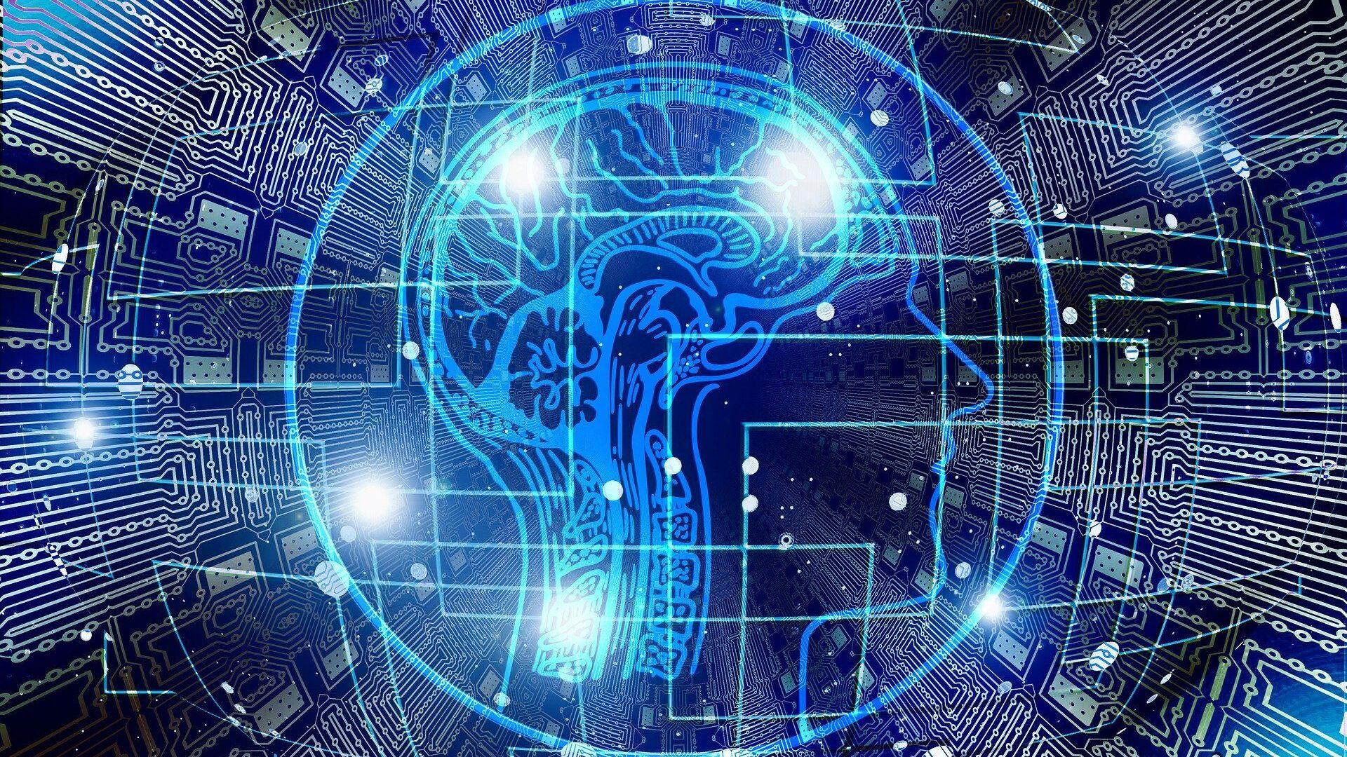 Cerebro humano (imagen referencial) - Sputnik Mundo, 1920, 23.09.2021