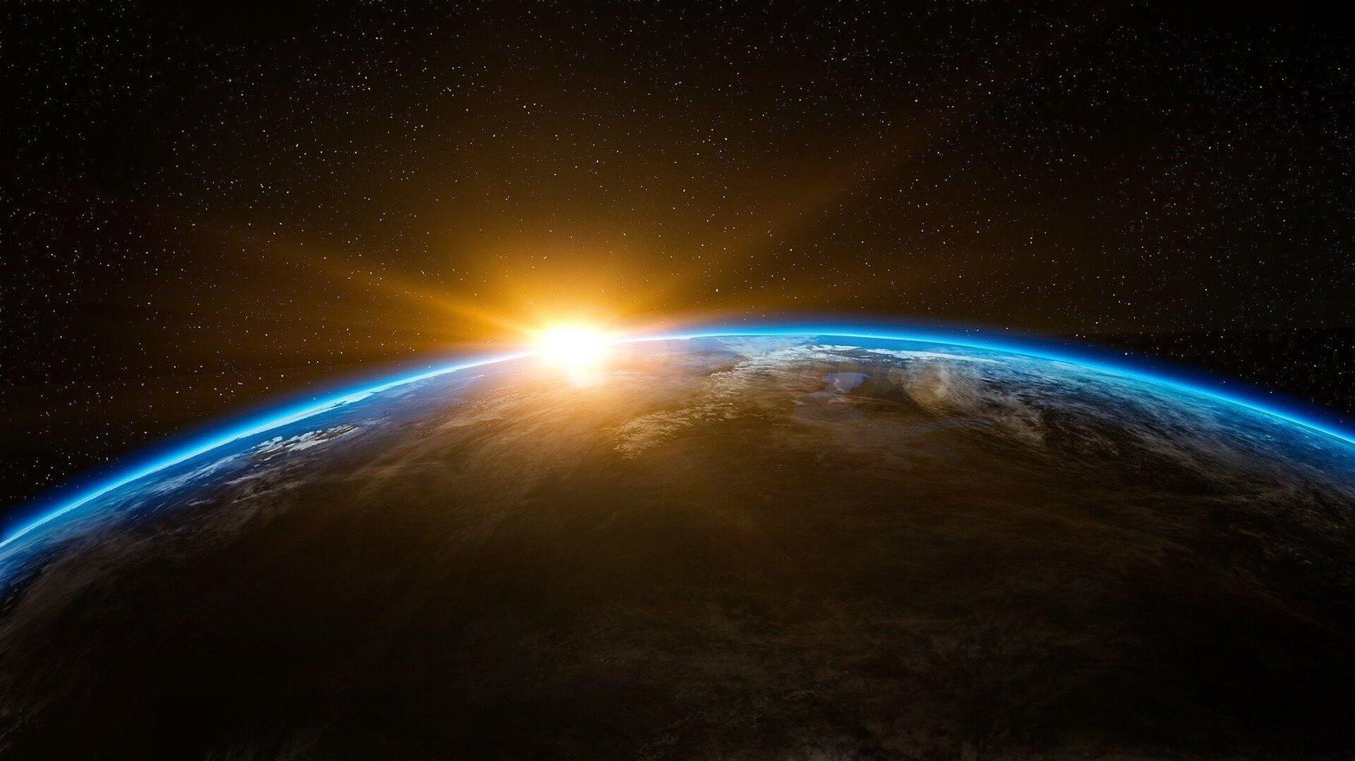 El Sol se levanta sobre la Tierra - Sputnik Mundo, 1920, 24.09.2021