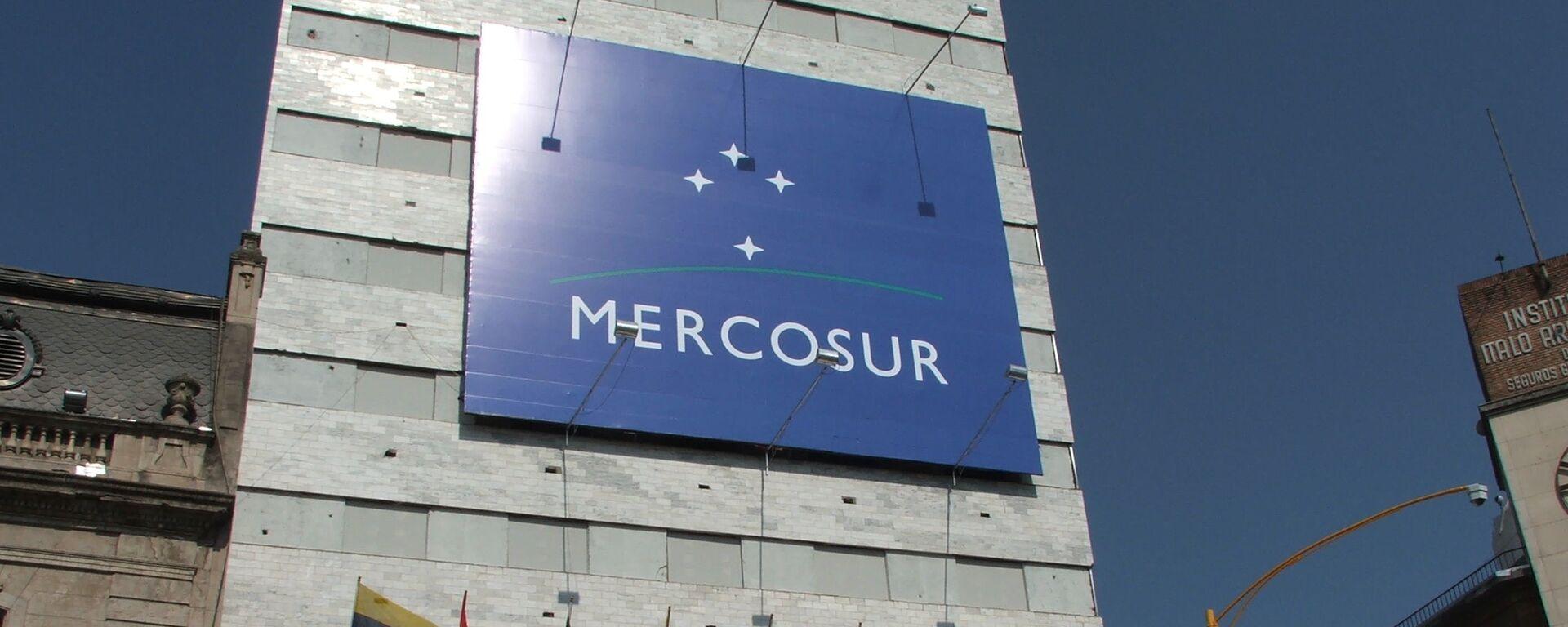 Sede de Mercosur - Sputnik Mundo, 1920, 15.12.2020