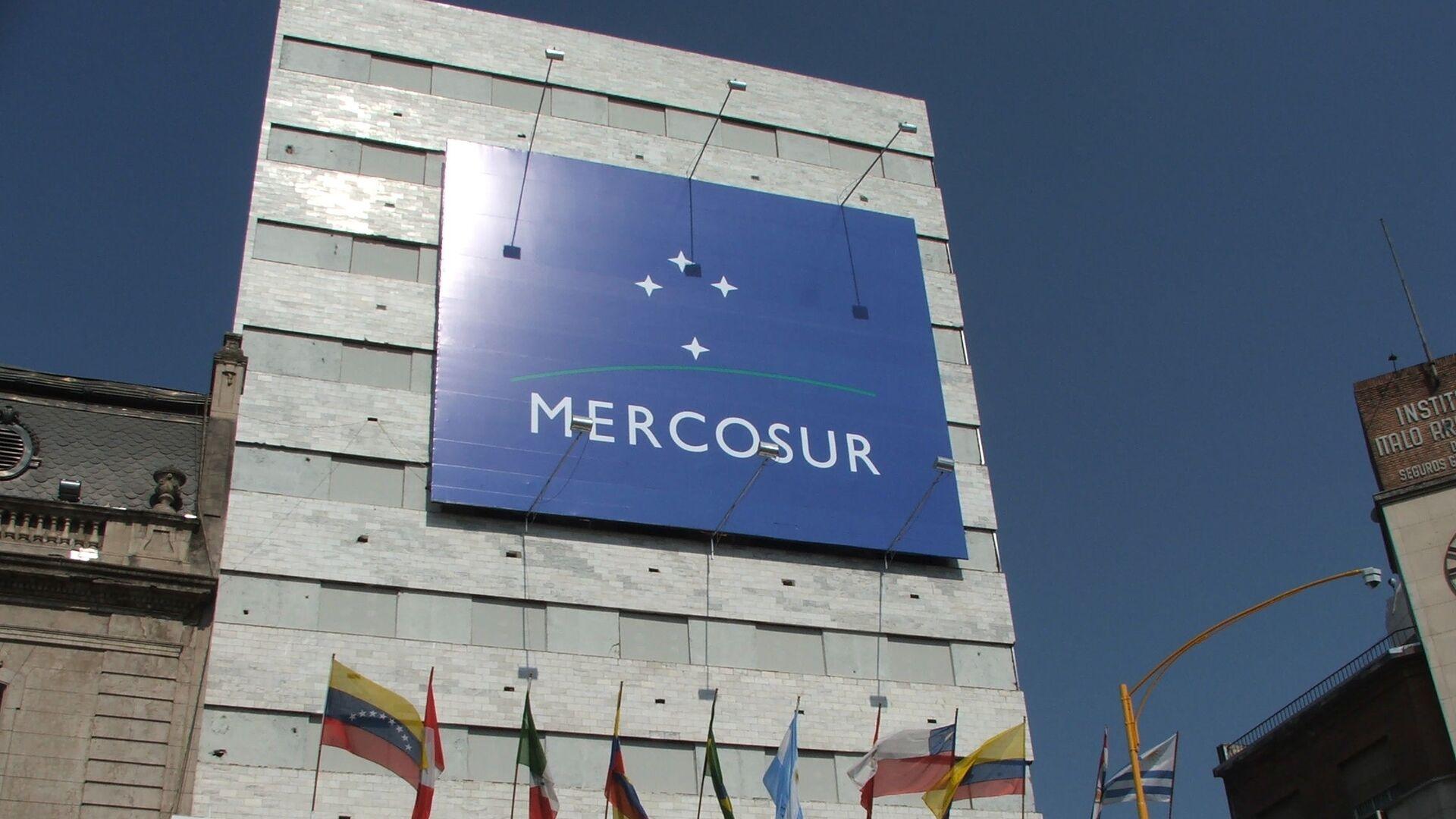Sede de Mercosur - Sputnik Mundo, 1920, 25.03.2021