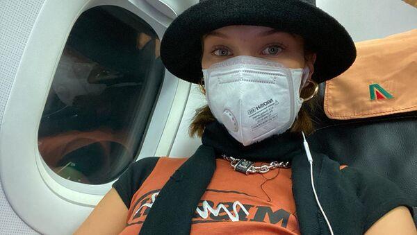 El coronavirus no perdona a nadie: políticos y celebridades con mascarilla - Sputnik Mundo