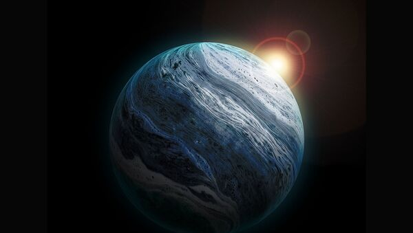 Urano, imagen referencial - Sputnik Mundo